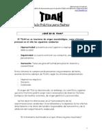 TDAH - Guía práctica para padres