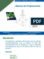 Estructuras Basicas de Programacion