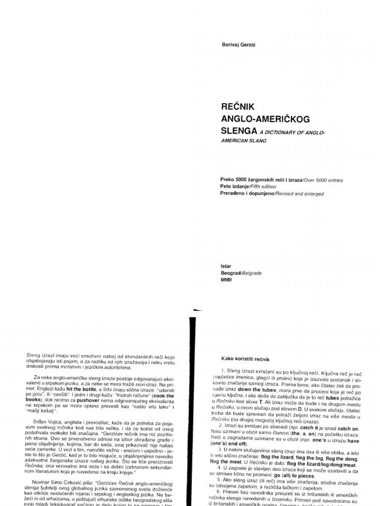 Englesko-srpski recnik iz stocarstva = English-Serbian Dictionary of Animal Husbandry Terms