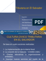 20080403 170451 La Cultura Tributaria en El Salvador