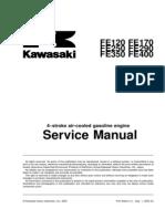 Kawaski Service Manual