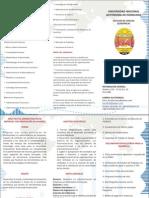 Plan de Estudio Maestria Admon-Finanzas