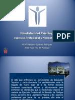Identidad Del Psicologo 2007
