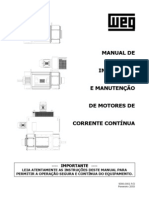 Manual Motor Corrente Contínua