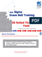 05 Rolled Throughput Yield