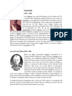 Presidentes de Guatemala - Para Combinar