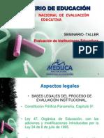 Presentacion Evaluacion de Centros Educativos