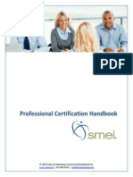 Smei Professional Certification Handbook.original