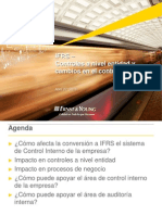 IFRS Control Interno