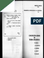 BLOOMFIELD, L. Um Conjunto de Postulados...
