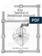 Journal of Borderland Research - Vol XLVII, No 5, September-October 1991