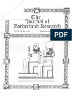 Journal of Borderland Research - Vol XLVI, Nos. 3 & 4, May-June-July-August 1990