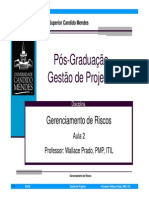 aula02gerenciamentoderiscospmbok4edicaoescm-100307175015-phpapp01