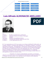 Fallo Almonacid Arellano