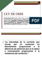 Repaso de La Ley de Ohm