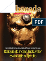 Revista Alborada. Oct.2008. Ejército de Chile.