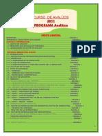 Curso de Avaluos 2011 1