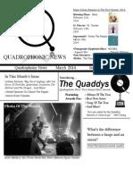 Quadrophonic News Issue #8