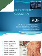 Hernias de Pared Abdominal+