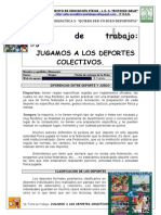 5 U.D. Buen Deportista (Ficha Deportes Colectivos)