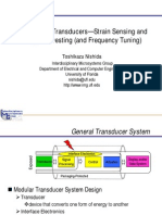 Piezoelectric Transducers—Strain Sensing and Energy Harvesting_2007.03.19-nishida