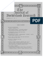 Journal of Borderland Research - Vol XLIII, No 4, July-August 1987