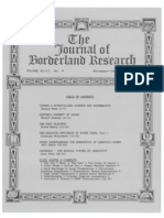 Journal of Borderland Research - Vol XLIII, No 6, November-December 1987