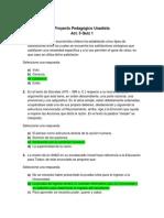 111735578 Act 5 Quiz 1 Proyecto Pedagogico Unadista