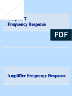 Chapter 7- Frequency Response