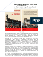 Nuevas Esperanzas y Desafios ante el Colapso del Comunismo