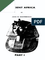 Ancient Afrika V1-2