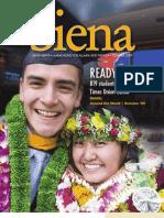 Siena News Summer 2009