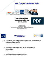 1 Plenary - Introducing ADB by Ignatius Santoso 11Mar2014 Final