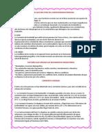 Factores Que Influyen en La Biodiversidad Peruana