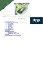 Xbox 360 Hard Drive Guide