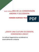 cosmovisión andina-occidental