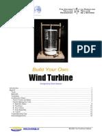 Wind TurbineYOURSELF