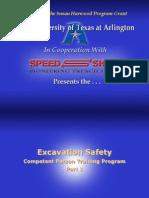 Excavation Safety Part 1
