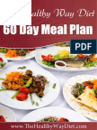 60day Meal Plan