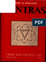 Tantras - Bose and Haldar