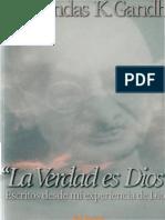 Gandhi - La verdad es Dios.pdf
