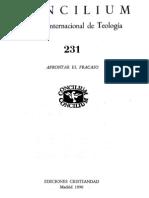 concilium 231 - afrontar el fracaso.pdf