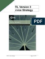 001 ITIL V3 Service Strategy OK