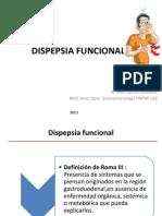 Dispepsia Funcional- Sjb