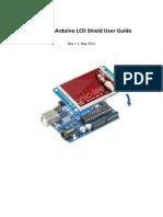 3inch2 Arduino LCD Shield UG