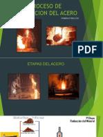 Procesos de Fabricacion Del Acero-Unidad 1