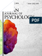 The Bedan Journal of Psychology  2014