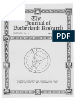 Journal of Borderland Research - Vol XLV, No 2, March-April 1989