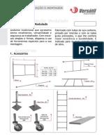 Manual de Montagem de Andaime