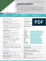 Freelance Graphic & Web Designer Resume